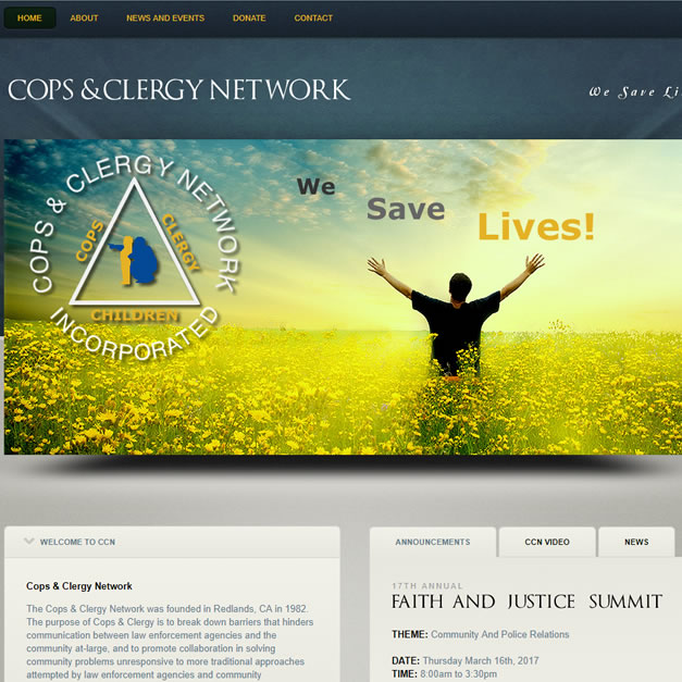 Cops and Clergy Network